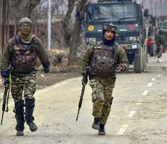 4 militants killed in shopian encounter