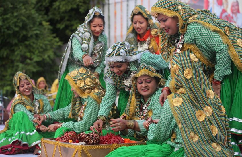PunjabKesari, हरियाली तीज, Hariyali Teej, सावन तीज, Sawan Teej