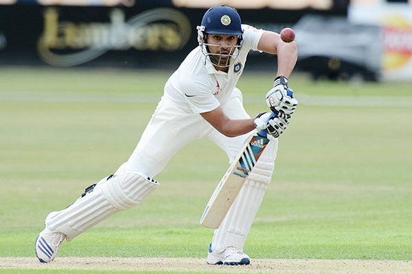Rohit flopped in practice match, could not even open account