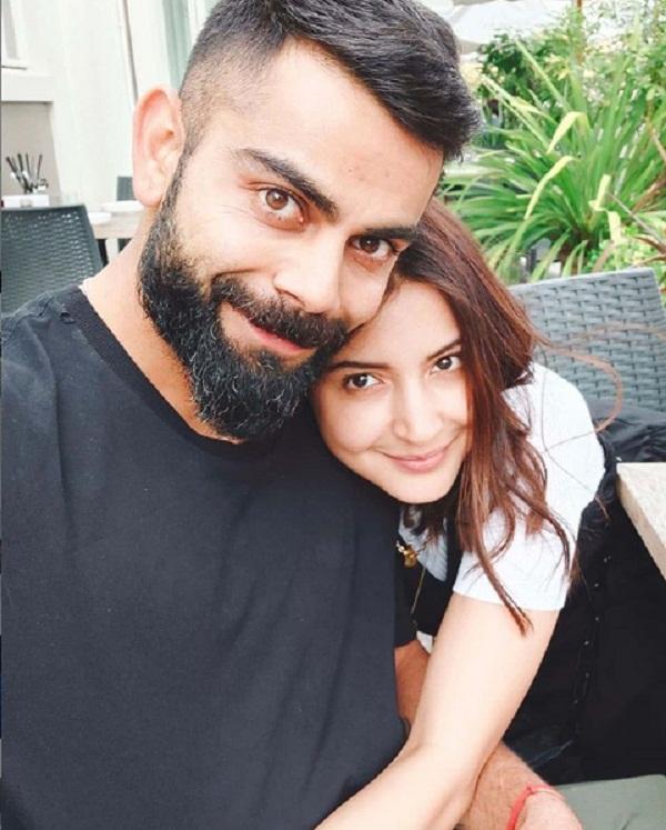 I am 'blessed', I got Anushka, she made me a good person : Virat Kohli