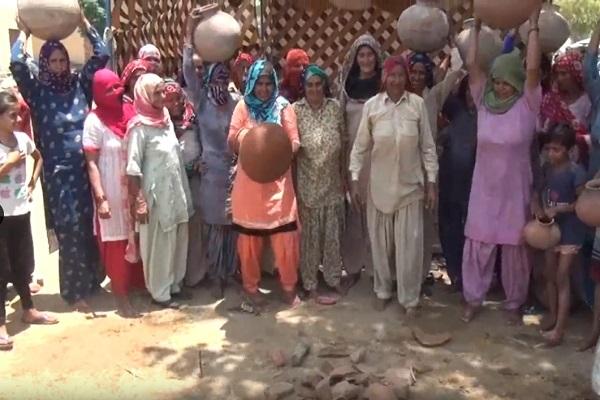 PunjabKesari, Water, day, village