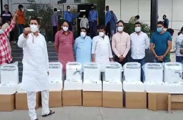 PunjabKesari, Madhya Pradesh, Indore, Congress, BJP, Corona, Sanjay Shukla
