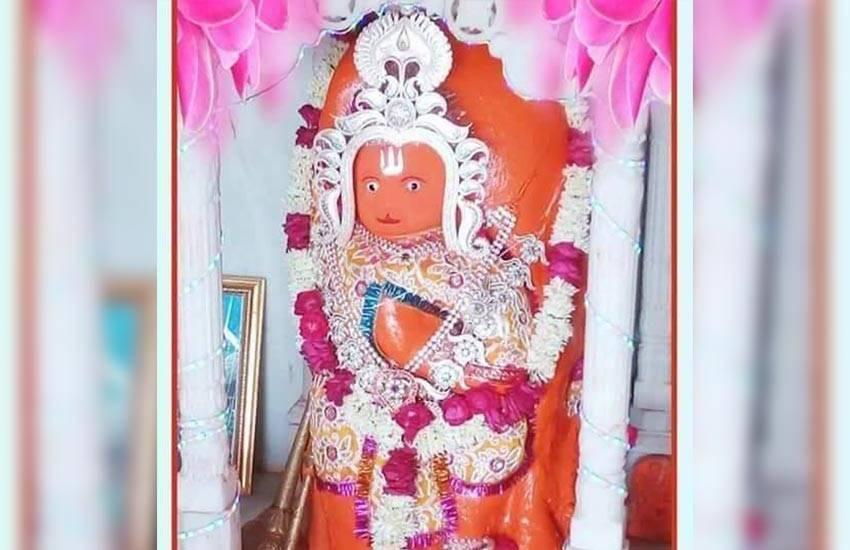 PunjabKesari, Madhya pradesh hanuman temple, Bolai Hanuman Temple, Shujalpur, Lord Hanuman, Lord Ganesh