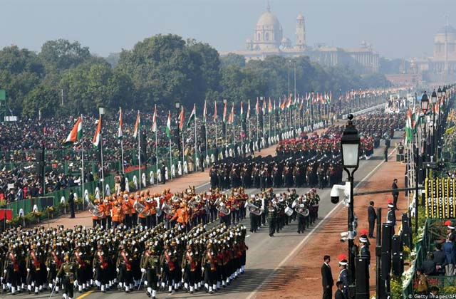 PunjabKesari, Republic Day: 321 school children and 80 folk artists will join the parade