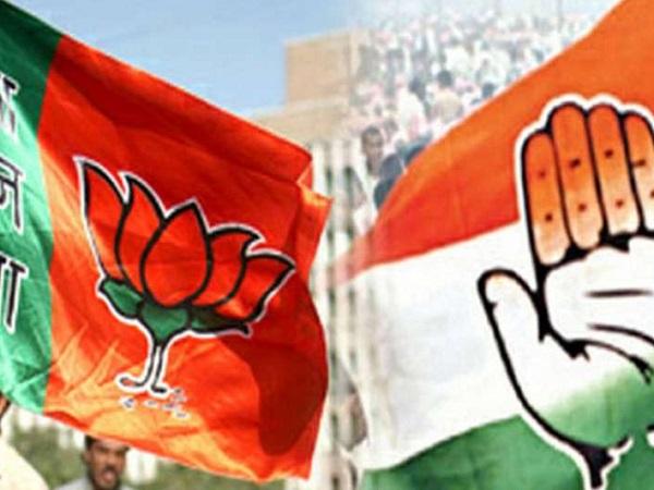 PunjabKesari, Madhya Pradesh, Bhopal, Digvijay Singh, Congress, BJP, Shivraj Singh Chauhan, Madhya Pradesh by-election