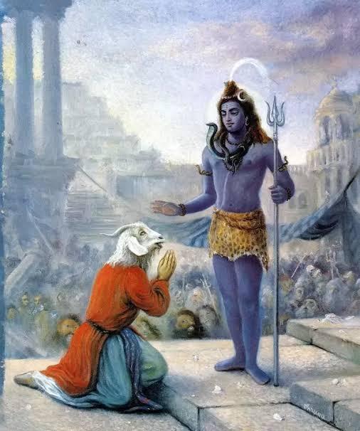 PunjabKesari, Shiv ji, Daksha, राजा दक्ष, शिव जी