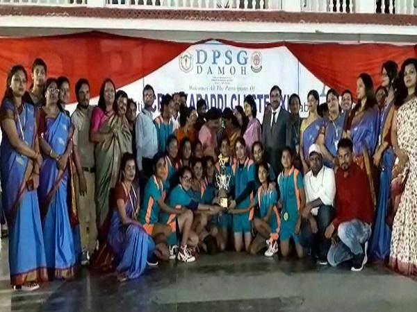 PunjabKesari, Teams of Madhya Pradesh News, Damoh News, State Level Kabaddi Cluster Tournament, Damoh DPSG School, Damoh and Bhopal