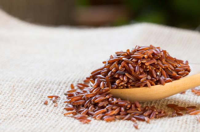 PunjabKesari, nari,Bhutan Red Rice