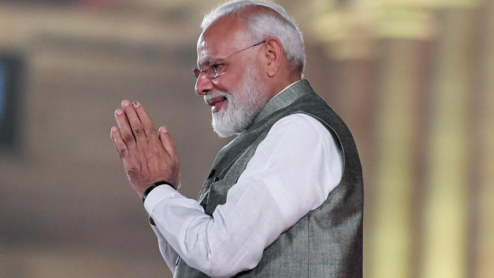 PunjabKesari Modi can take a decision to say goodbye to politics