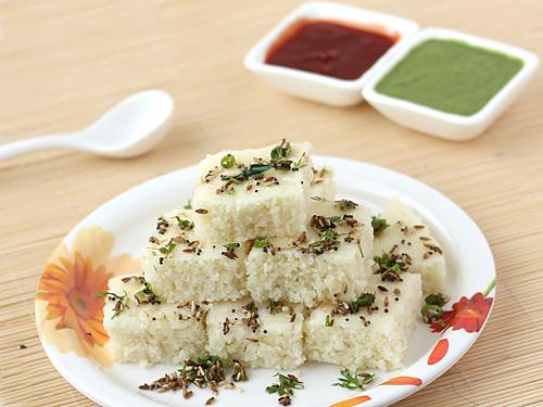 PunjabKesari, rava dhokla recipe Image