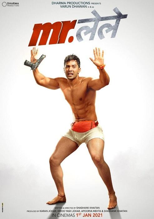 Bollywood Tadka, Mr. Lele First Look