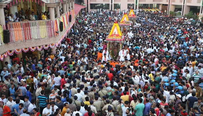 PunjabKesari,Jagannath nath yatra 2019, Lord Jagannath, Puri Jagannath nath yatra