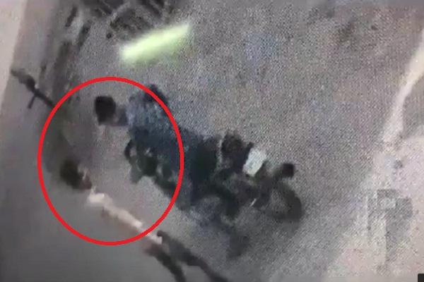 PunjabKesari, city, day, stolen,CCTV, picture, Panic