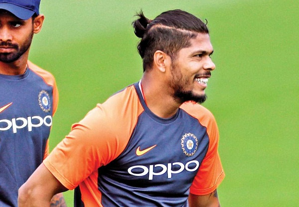 Umesh Yadav remembered the day of struggle