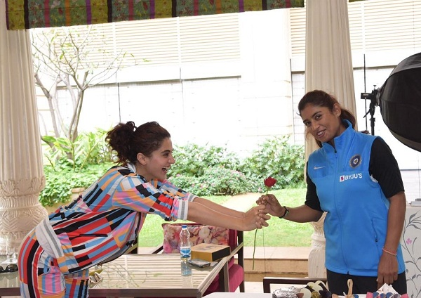 Mithali Raj gets a gift on her birthday: biopic's name surfaced