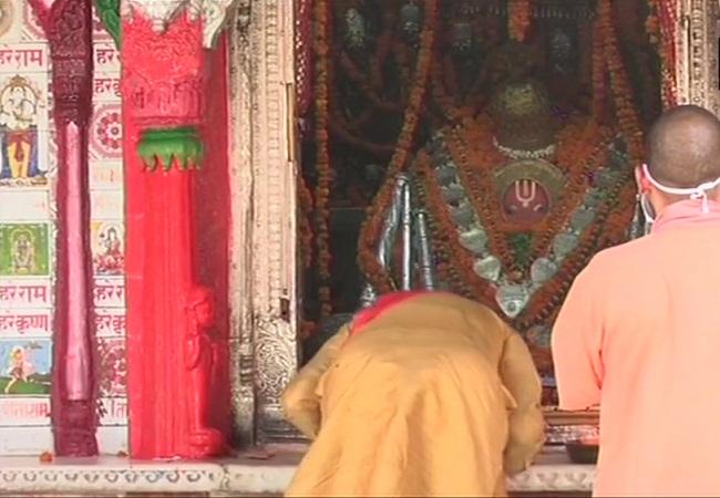 PunjabKesari, हनुमान गढ़ी, हनुमान मंदिर, 5th August Ram mandir bhoomi pujan, राम जन्मभूमि अयोध्या, Ayodhya, अयोध्या, Ayodhya Ram Mandir Bhoomi Pujan, Ram Mandir Bhoomi Pujan, Sri Ram janmabhoomi, Punjab Kesari, hanuman garhi ayodhya, hanuman garhi