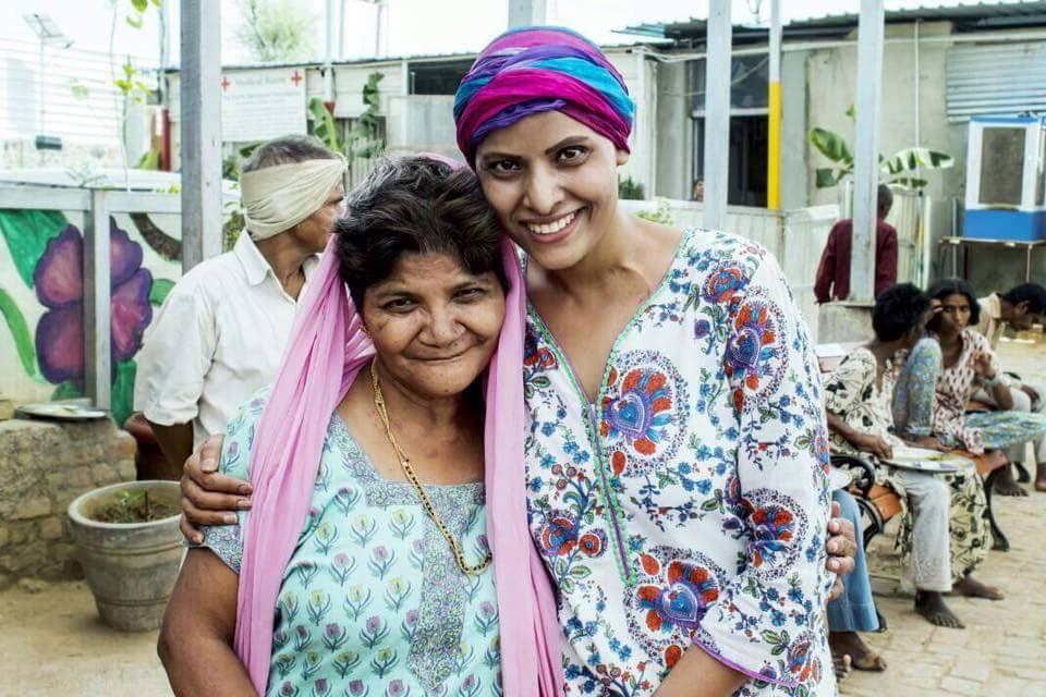 PunjabKesari,Nari,Anchal sharma, Delhi, Meals of happiness, Breast Cancer,