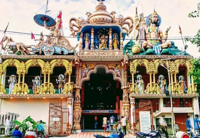PunjabKesari, Lord Hanuman Temple, lovers are brought here, Bajrangbali, Dharmik Sthal