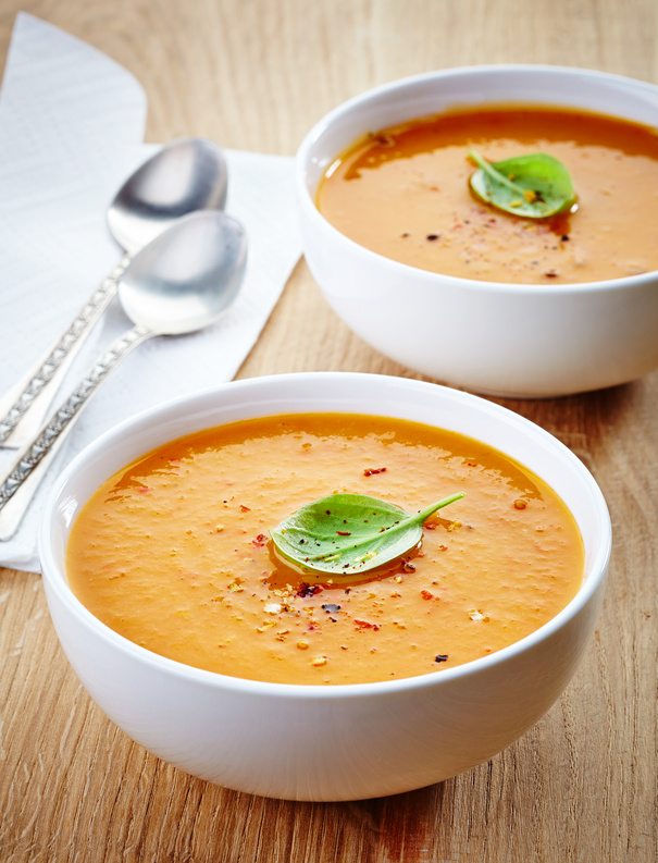 PunjabKesari, Nari, Roast Sweet Potato Soup, Sweet Potato Soup Image