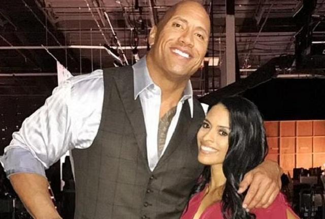 Zelina Vega, The Rock, Only Me Account, WWE news in hindi, Sports news,  द रॉक, महिला रैसलर जेलिना वेगा,