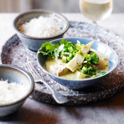PunjabKesari, thai chicken curry Image, thai chicken curry Recipe Image