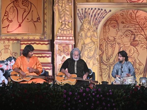 PunjabKesari, 10th National Culture Festival, Governor Lalji Tandon, Union Minister Lalji Tandon, Jabalpur News, Madhya Pradesh News, Punjab Kesari