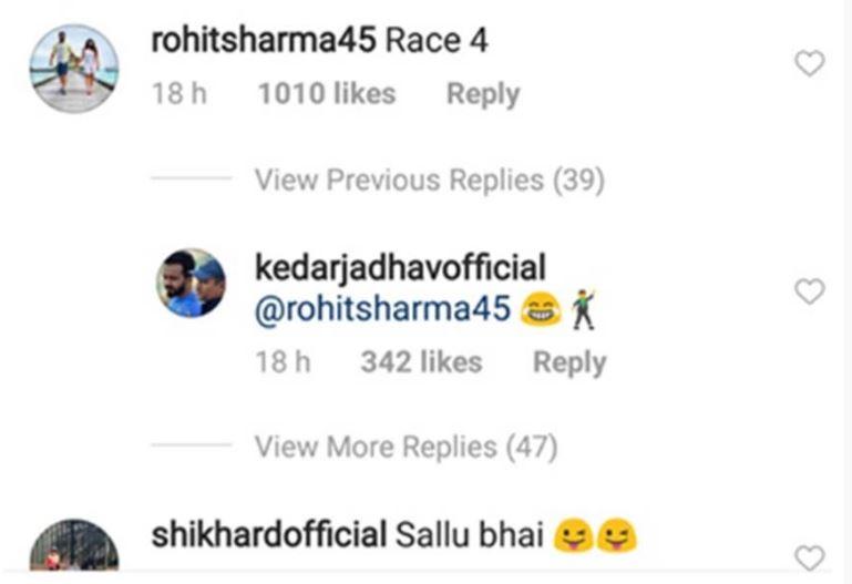 Kedar Jadhav INDvAUS ODI