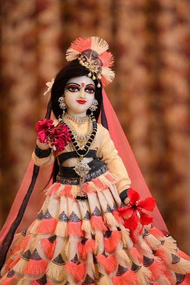 PunjabKesari, kundli tv, Radha Asthmi, radha rani image