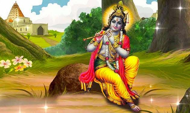 PunjabKesari, श्री कृष्ण, lord Sri krishna, Sri krishan