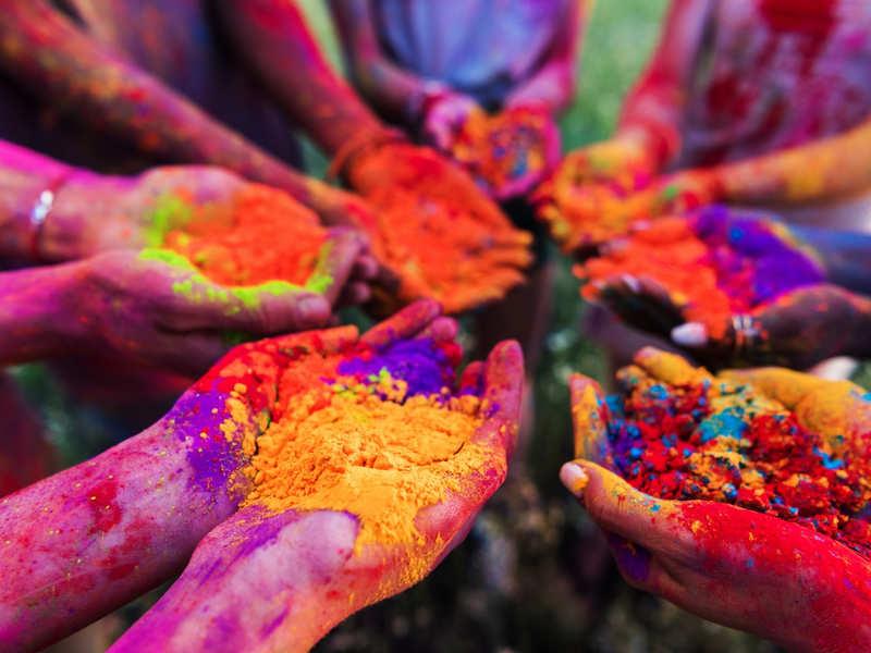 PunjabKesari, Holi festival in braj, Lathmar Holi, लठमार होली, Holi 2020, holi 2020 in bihar, holi 2020 panchang, happy holi 2020, dhulandi 2020, holika dahan 2020, holi dhulandi 2020, dhulandi 2020 date, holi in vrindavan, dharm hindu festival, holi festival, hindu religion, festival of colors