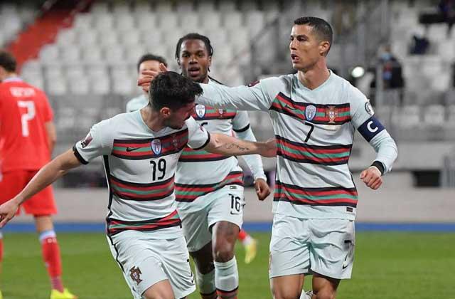 World Cup qualifier, Cristiano Ronaldo, Ronaldo, Portugal, Football news in hindi, sports news, विश्व कप फुटबॉल क्वालीफाइंग, क्रिस्टियानो रोनाल्डो