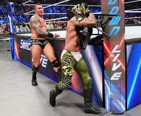PunjabKesarisports Randy Orton