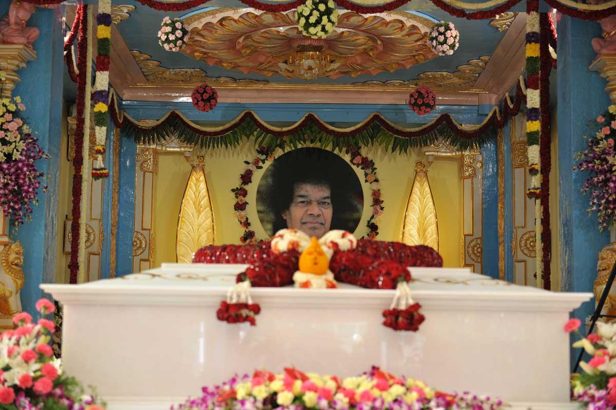 PunjabKesari Shri Satya Sai Baba