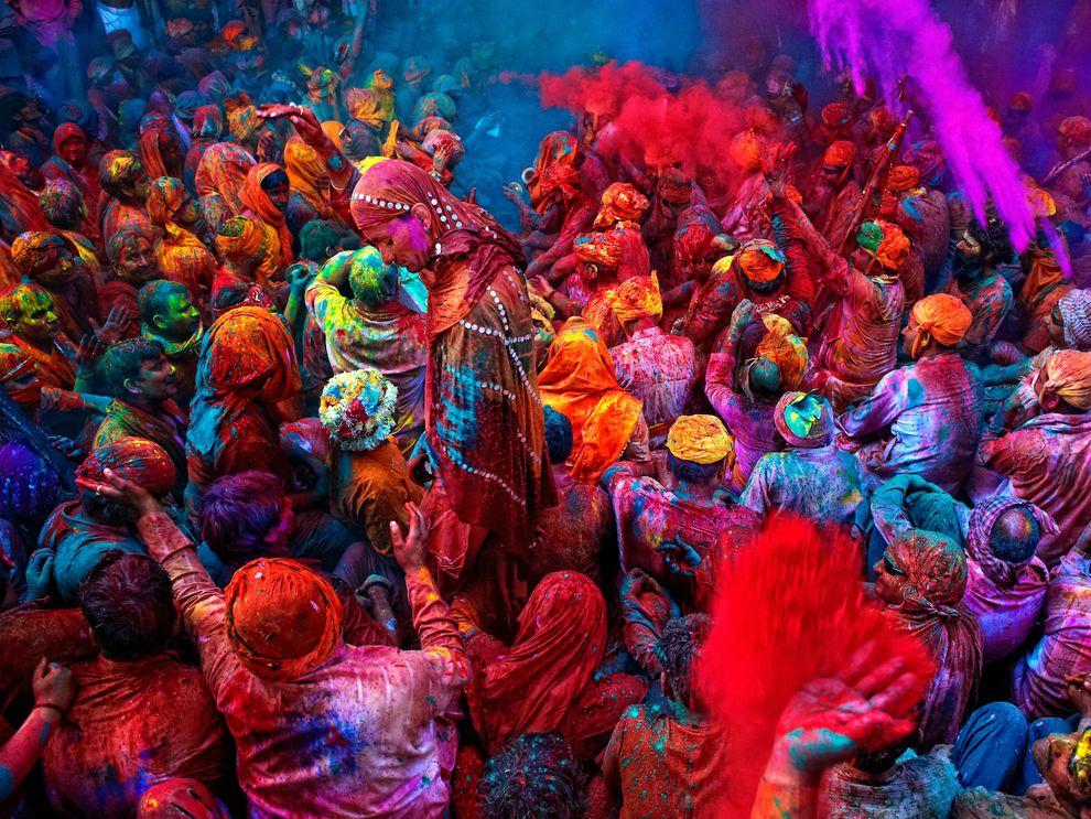 PunjabKesari, Holi 2020, holi 2020 in bihar, happy holi 2020, dhulandi 2020, holika dahan 2020, holi dhulandi 2020, dhulandi 2020 date, holi in vrindavan, dharm, hindu festival, holi festival, festival of colors