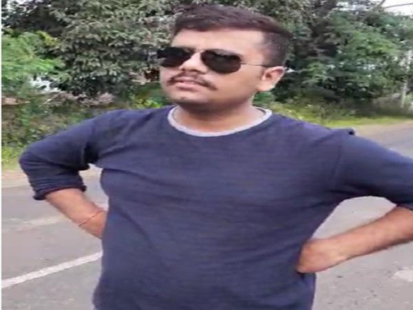 PunjabKesari Madhya Pradesh, Sagar, Police Department, Illegal Recovery, Suspended, SP Atul Singh