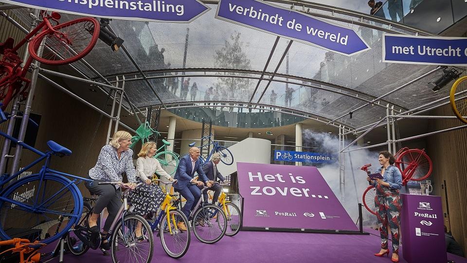 PunjabKesari,Bicycle Parking, Netherlands, Nari
