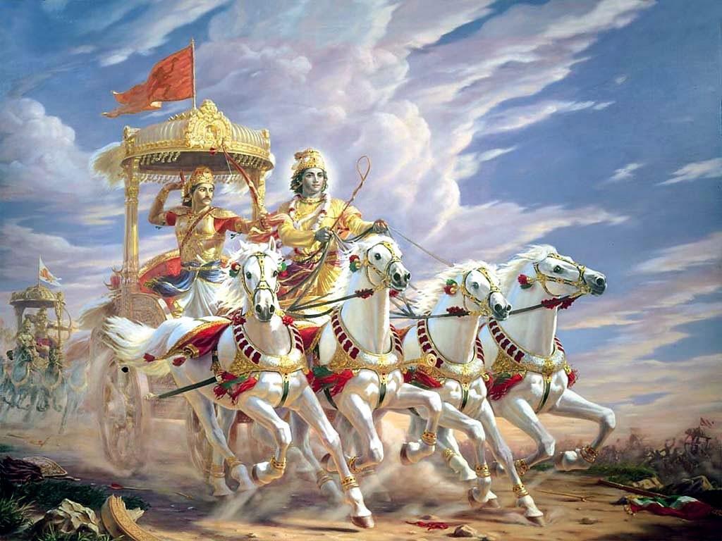 PunjabKesari, Kundli tv, Mahabharata image