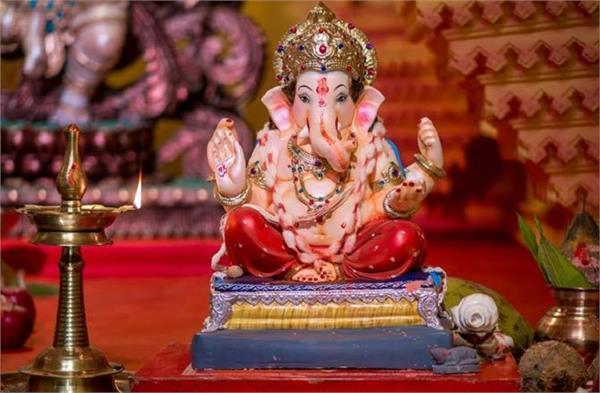 PunjabKesari, Ganesh Chaturthi, Ganesh Utsav, Ganesh Chaturthi 2019, Anant Chaturdashi, Sri ganesh, Lord Ganesh, श्री गणेश, गणेश चतुर्थी, गणेश उत्सव, अनंत चतुर्दशी, Ganesh idol