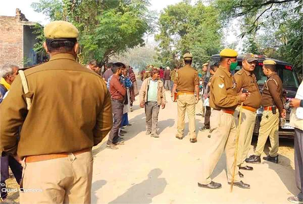 fatehpur death to 2 real sisters murder after rape police told accident