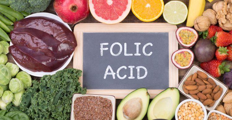 PunjabKesari,nari,folic acid food