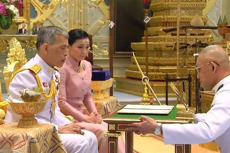 थाईलैंड के राजा माहा वाजिरालोंगकोर्न के लिए इमेज परिणाम
