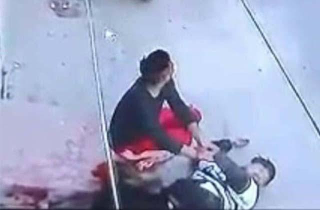PunjabKesari, Hooliganism in Jalandhar, youth attacked with sharp weapons