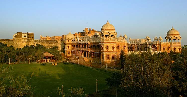 PunjabKesari, Dharam, Khimsar fort rajasthan, Khimsar Fort, खिमसर किला, राजस्थान खिमसर किला, Dharmik Sthal, Historical place of india