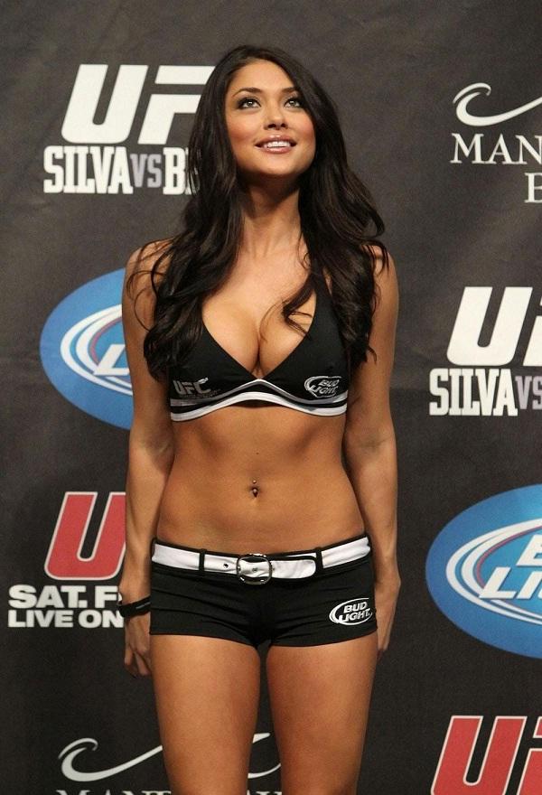 Punjab Kesari sports, Arianny Celeste, HOT IMAGE, SEXY IMAGE, UFC HOT GIRLS