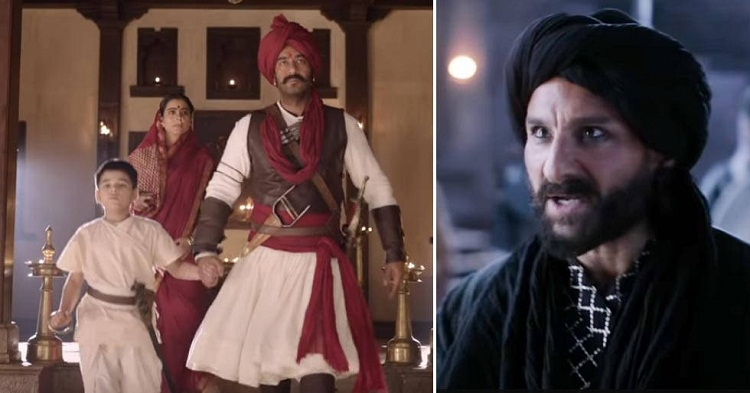 Bollywood Tadka, Chhapaak Vs Tanhaji The Unsung Warrior