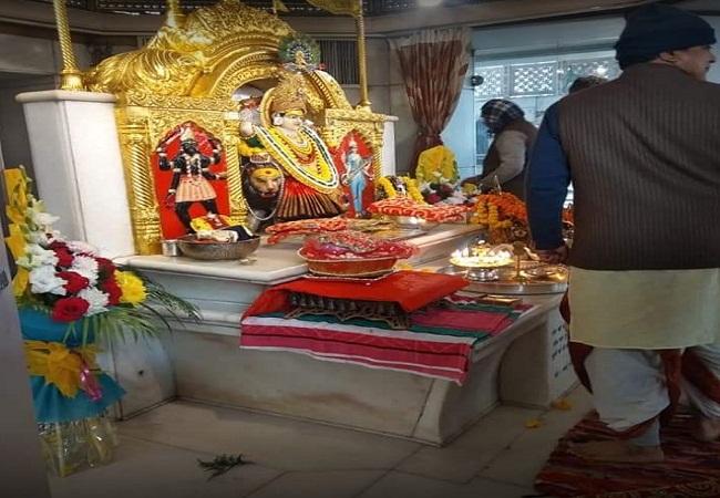 PunjabKesari, झंडेवालान मंदिर, Jhandewalan Temple