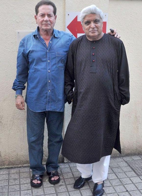 Bollywood Tadka, Javed And Saleem Images