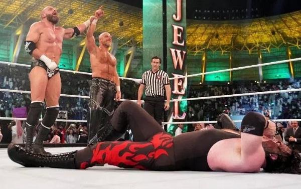 PunjabKesarisports Triple H
