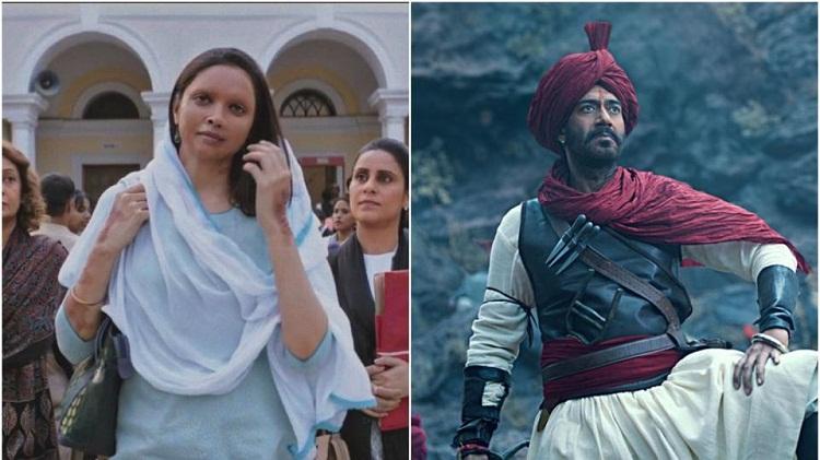 Bollywood Tadka, Tanhaji Vs Chhapaak