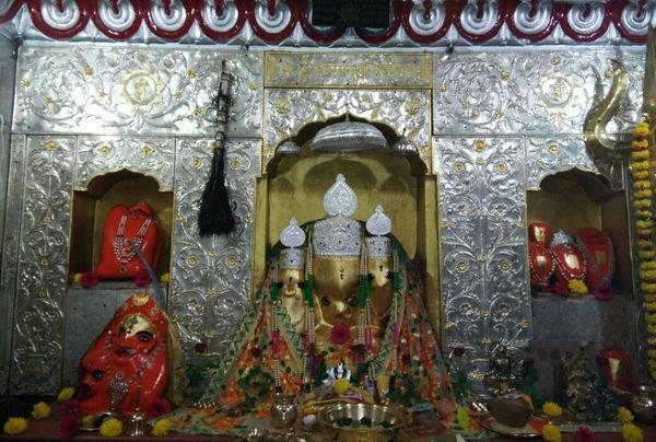 PunjabKesari, Punjab kesari, Dharam, मां बगलामुखी, नलखेड़ा बगलामुखी मंदिर, Nalkheda baglamukhiTemple, Navratri 2019, शारदीय नवरात्रि, नवरात्रि 2019, shardiya navratri 2019